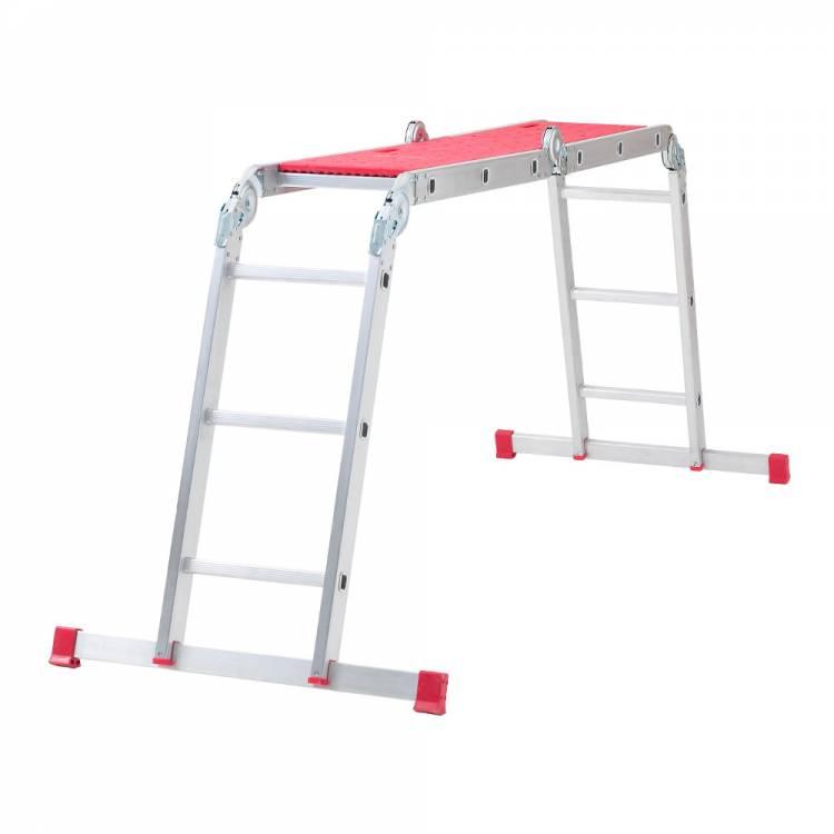 Werner Abru 12 Way Multi Purpose Combination Ladder And