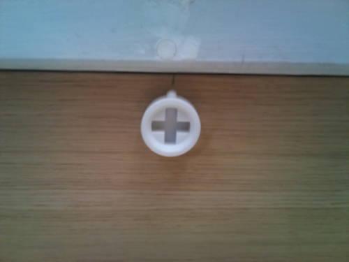 Aladder Complete Loft Hatch Door Catch Latch Twist For