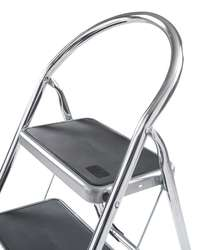 Abru Blue Seal Chrome Stepstools 2 Tread - £40.23