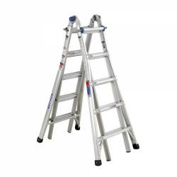 Werner Multi Purpose Telescopic Combination Ladder MT Series 22 4X5 5.79m 75055