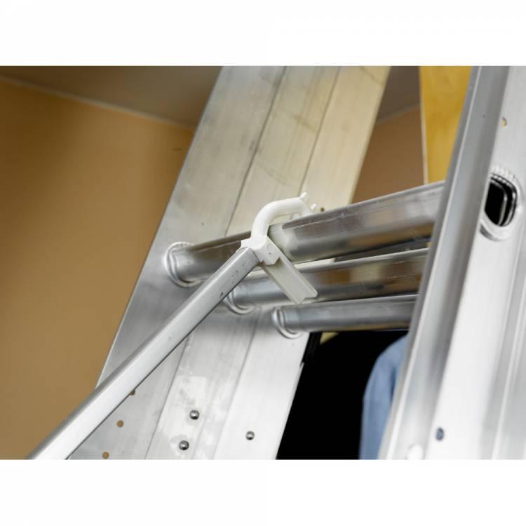 Werner Abru Aladder Complete Loft Hatch Door Catch Latch
