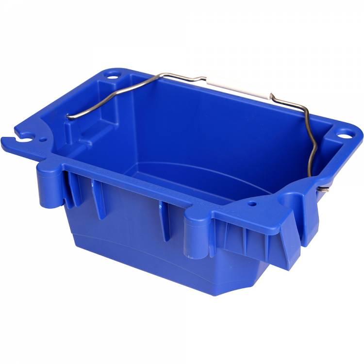 Werner Abru Fibreglass Stepladder Lock In Utility Bucket